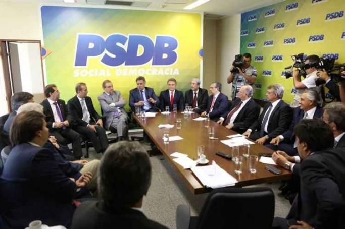 Líderes anunciaram adesão ao protesto que pedirá a saída de Dilma