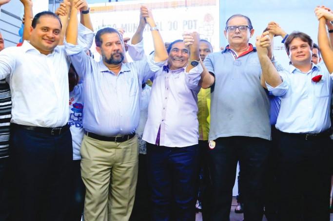 PDT reafirma apoio a reeleição de Josemar Sobreiro