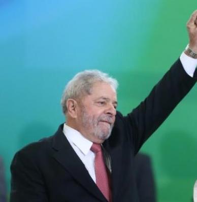 Posse de Lula como ministro chefe da Casa Civil