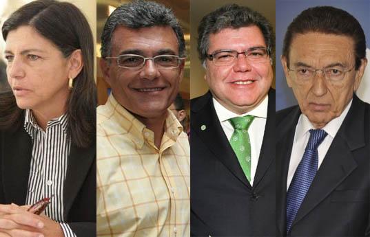 Políticos maranhenses