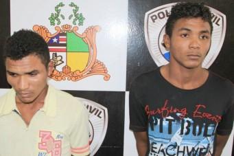 Irmãos suspeitos de arrombamentos a caixas eletrônicos