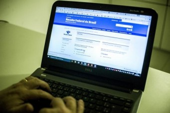 O programa gerador da declaração do IR pode ser baixado no site da Receita Federal