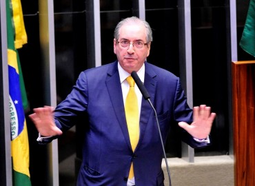 Sess�o de vota��o do pedido de perda de mandato do deputado Eduardo Cunha (Luis Macedo / C�mara dos Deputados)