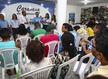 Participantes do evento destacaram as orienta��es para desenvolverem os seus projetos e neg�cios