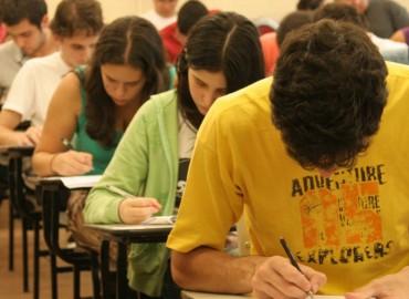 Estudantes do Enem
