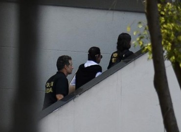 Adriana Ancelmo é presa no RJ