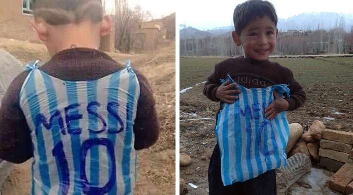 Garoto - Messi - Sonho