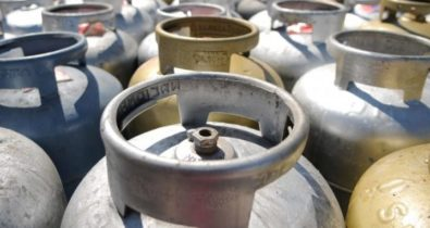 Comerciantes são presos por armazenamento ilegal de gás de cozinha
