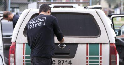 Duas pessoas são presas suspeitas de homicídio em São Luís