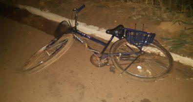 Acidente entre duas bicicletas e duas motos deixa seis feridos em Açailândia