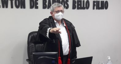 Washington Oliveira é eleito presidente do TCE-MA