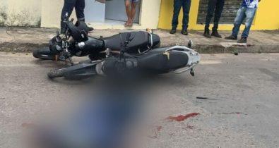 Homem é morto após realizar assalto no Turu